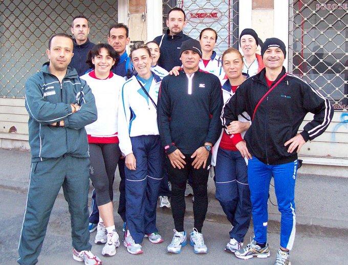 Marathon Club Oristano · Padova 2008