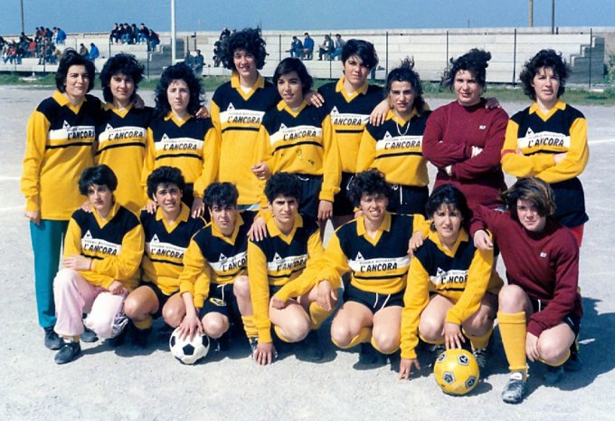 Marrubiu Calcio Femminile 1988