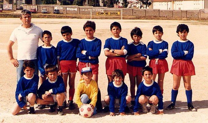 Norbello Calcio Pulcini 1987