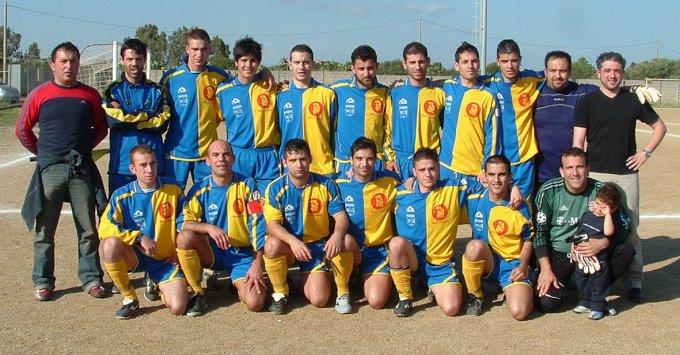 Paulesa Calcio 2004