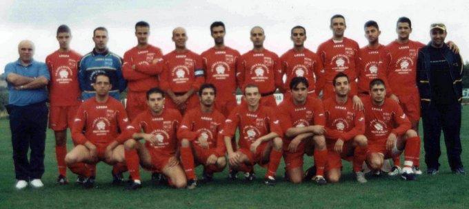 Paulese a Pattada 2003
