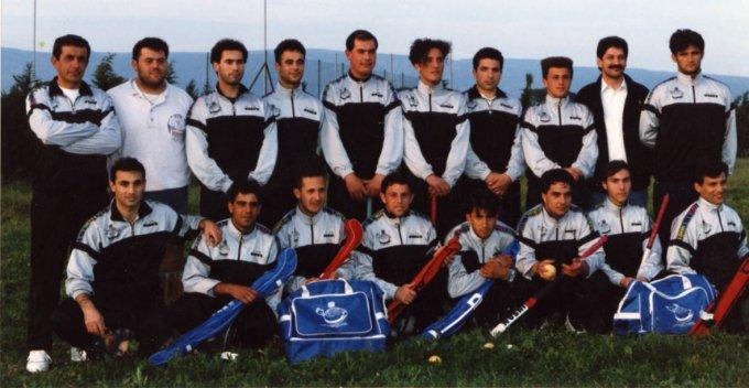Polisportiva Juvenilia 1992