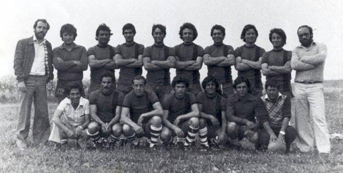 Samugheo Calcio 1979