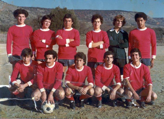 Samugheo Calcio 1979-1980