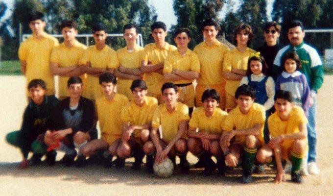 San Paolo Oristano allievi 1988