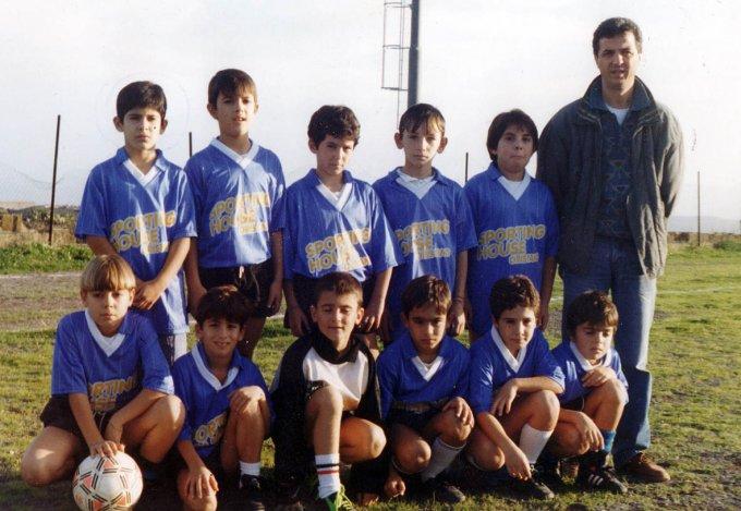 San Paolo Calcio Pulcini · Oristano 1994