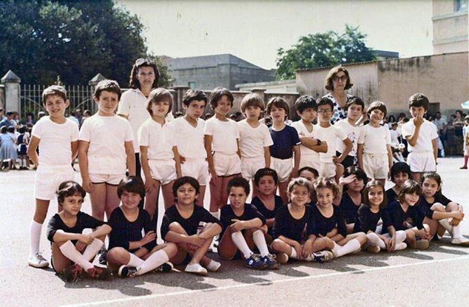 Scuola Elementare ai Giochi della Gioventù