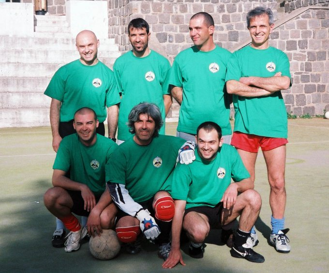 Squadra Speleoclub Oristanese