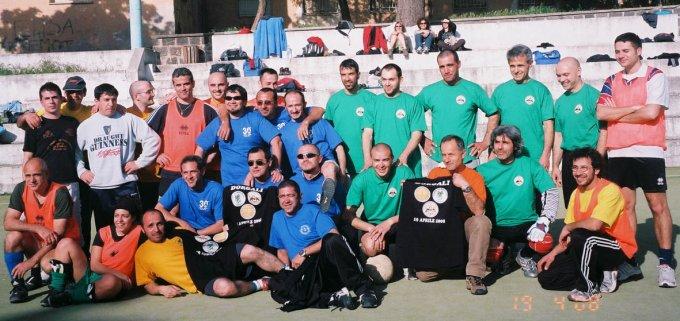 Squadre Speleo 2008