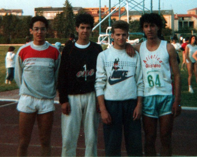 Atletica Oristano 1987