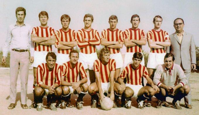 Tharros Calcio 1969-1970