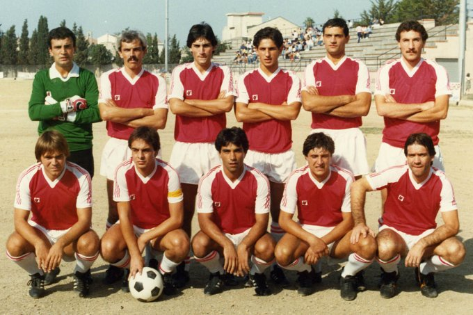 Tharros 1982-1983