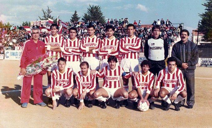 Tharros 1987-1988