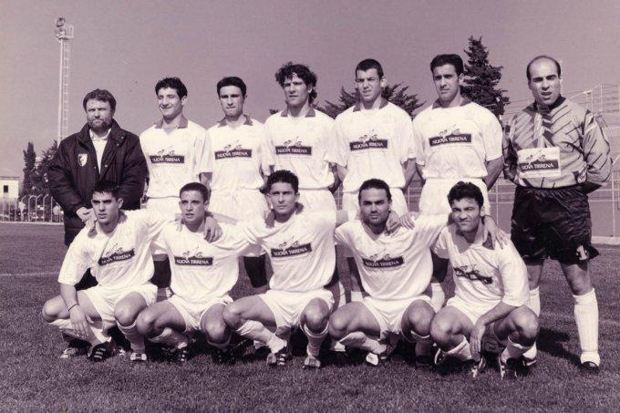 Tharro Calcio 1996-1997