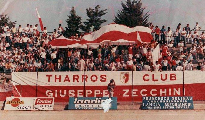 Tifosi della Tharros - anni ottanta