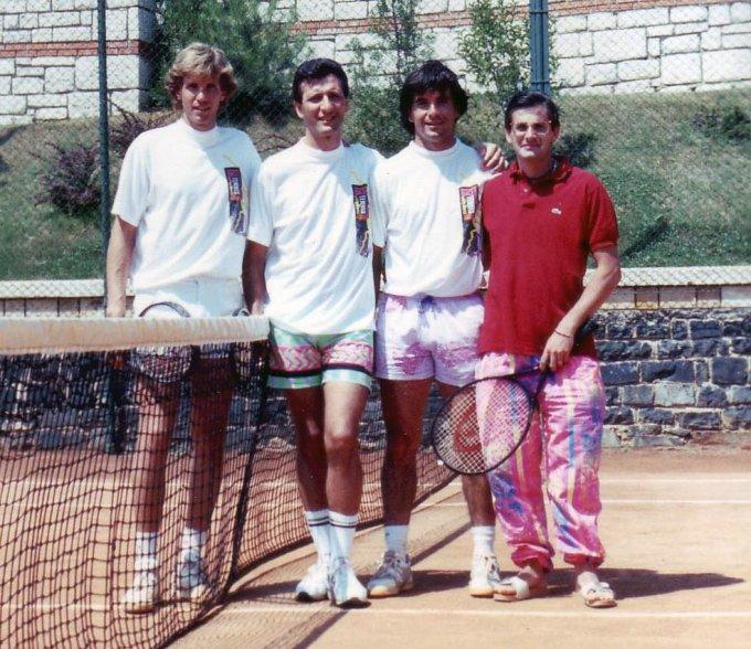 Torneo di Tennis in Turchia