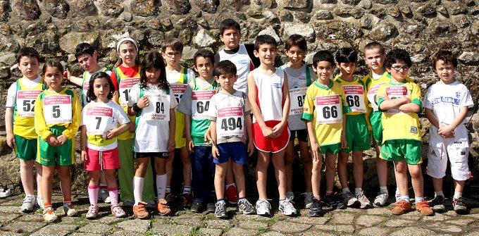 Bambini al Giro del Guilcier anni duemila