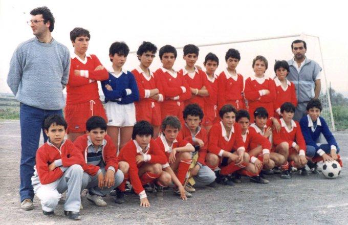Bonacatu Giovanissimi Bonarcado 1986