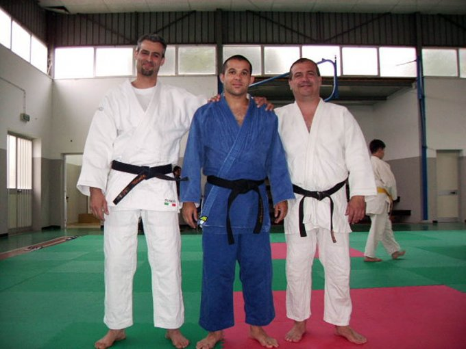 Budokan Judo Bonarcado 2008