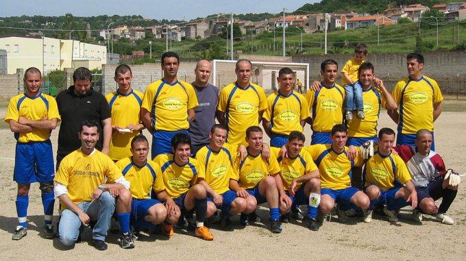 Busachese Calcio 2008