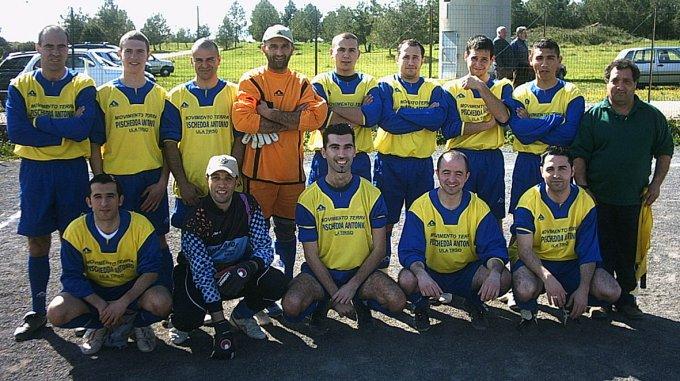 Busachese Calcio anno 2006