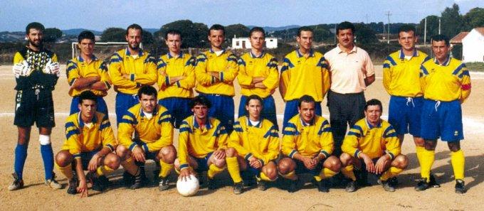 Busachese Calcio 1995-1996