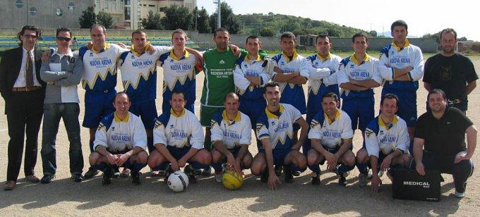 Busachese Calcio - 2005-2006