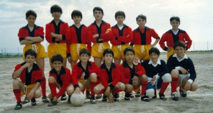 Busachese Calcio Pulcini 1985-1986