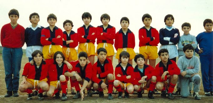 Busachese Calcio Pulcini 1986-1987