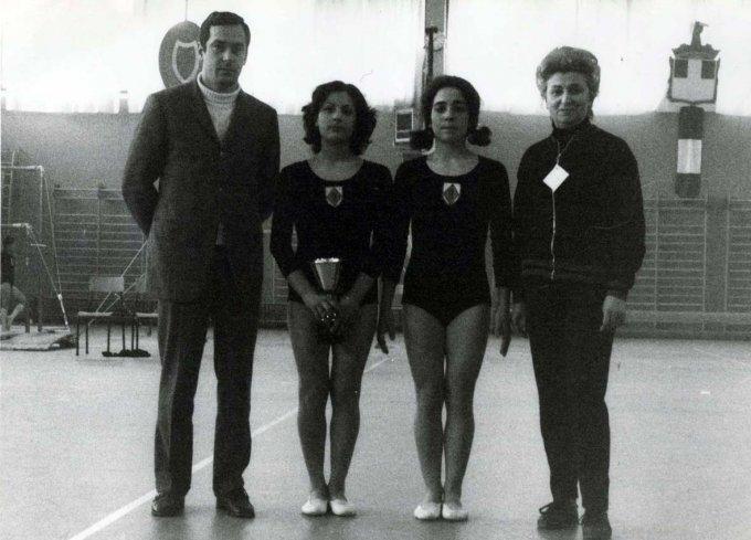 De Castro - primi anni settanta