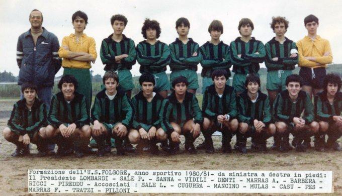 Folgore 1980-1981
