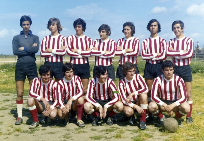 Folgore primi anni settanta
