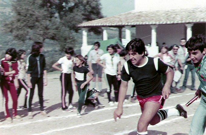 Gare fra scout a Villamassargia 1977