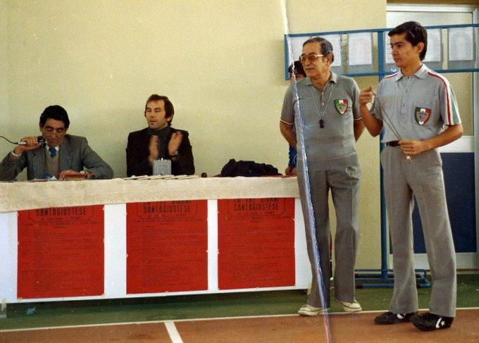 Arbitri di Pallacanestro anni ottanta