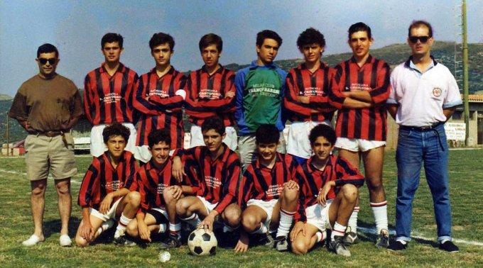 Milan Club Milis 1988