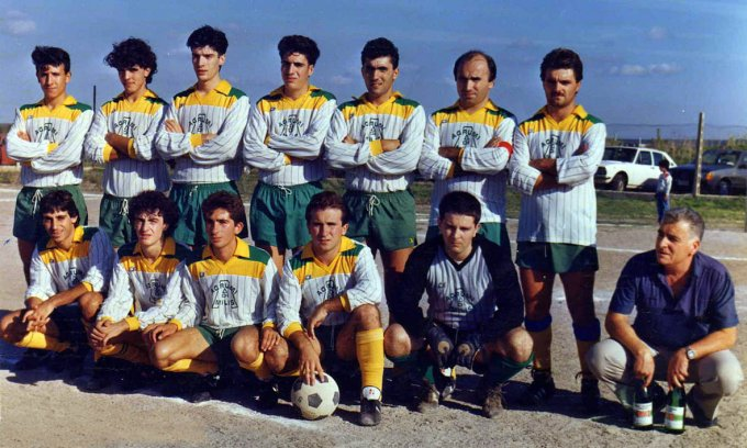 Milese 1993-1994