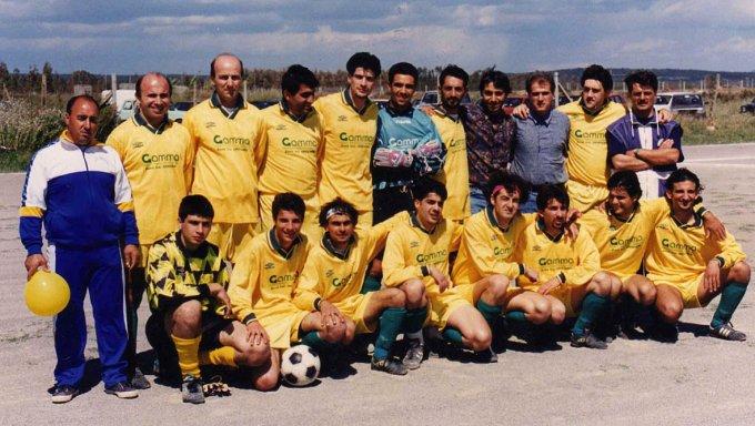 Milese Calcio 1995-1996