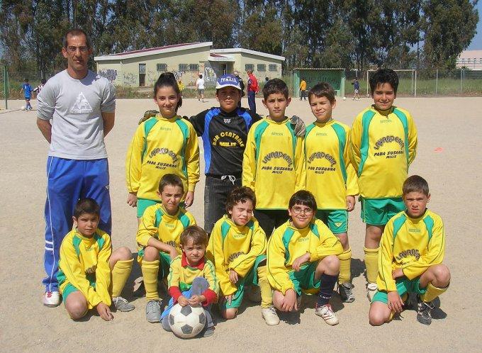 Milis Primi Calci 2008