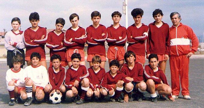 Norbello 1987-1988