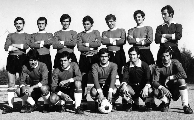 Oristanese 1969-1970