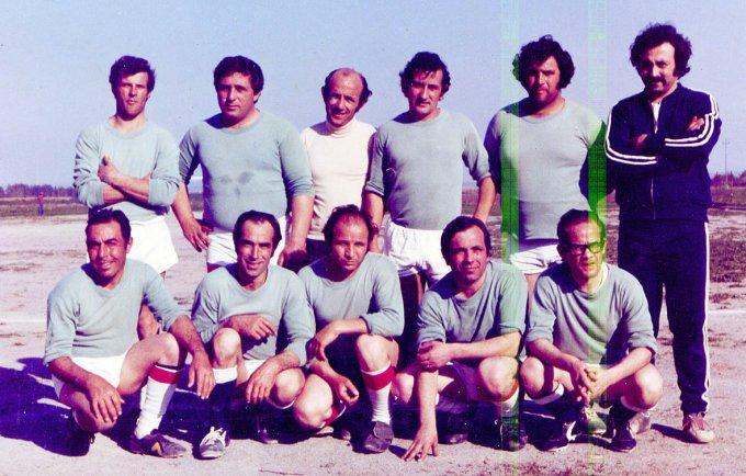 Riola Calcio primi anni ottanta