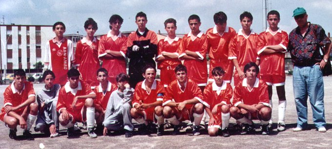 San Domenico - Assemini 1995