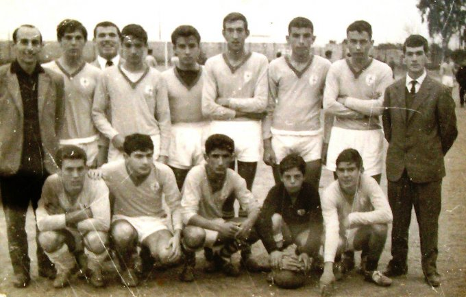 San Giorgio Oristano 1961-1962
