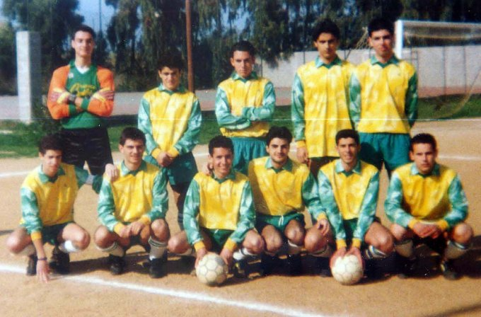 San Paolo Under 18 - 1990