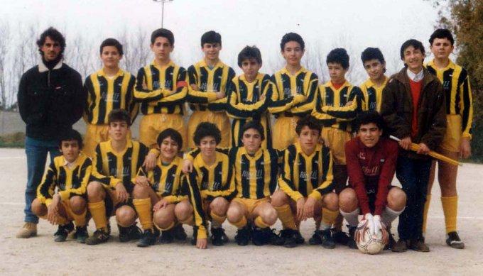 San Paolo Giovanissimi 1986