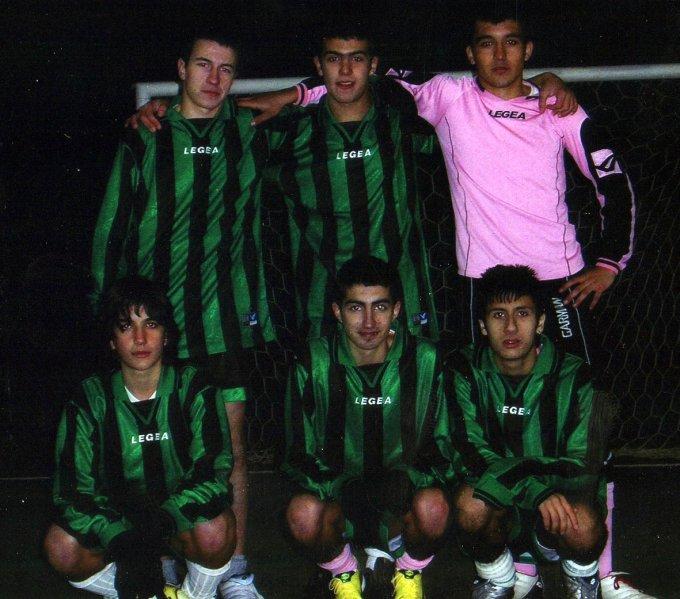 San Vero Milis Calcetto 2006