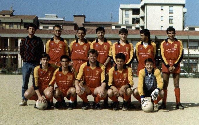 Sant\'Efisio 1987-1988
