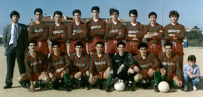 Sant\'Efisio Oristano 1989-1990