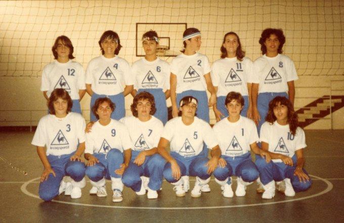 SMAL Pallavolo 1983