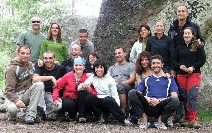 Speleo Club - Corsica 2008